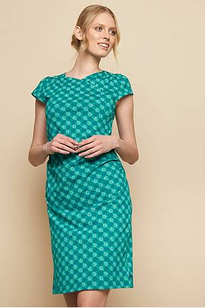 Jersey dress TUMELO-green ball.jpg